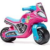 #0618 Kinder Rutschermotorrad pink robuste Ausführung, breite Reifen ab 12 Monaten • Motorrad Rutscher Roller Rutschfahrzeug Kinderbike Lauflernrad Laufrad