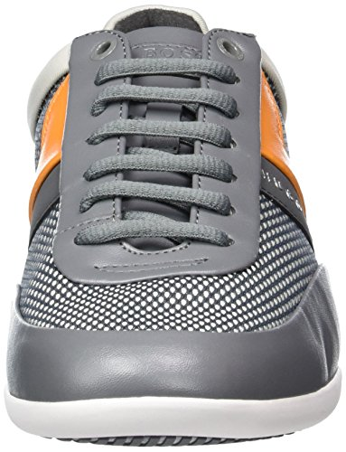 Boss Green Space_lowp_nyme 10197522 01, Sneakers Basses Homme Gris (Medium Grey 30)