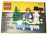 LEGO 853663–Weihnachten Magnet
