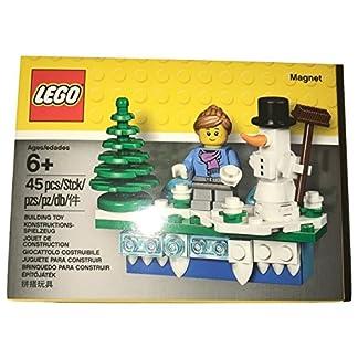 LEGO 853663–Navidad Imán