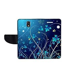 KolorEdge Printed Flip Cover For Samsung Galaxy Note 3 Neo Multicolor - (55KeMlogo09949SamN750)
