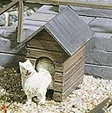 Pola 333210 - 1 Hundehütte, Zubehör für die Modelleisenbahn, Modellbau