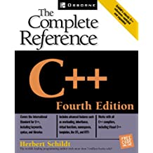 C++: The Complete Reference, 4th Edition (Osborne Complete Reference Series)