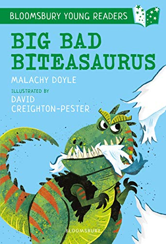 Big Bad Biteasaurus: A Bloomsbury Young Reader (Bloomsbury Young Readers) (English Edition)