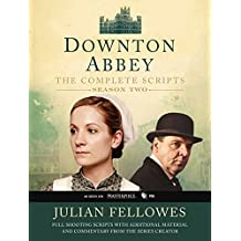 Downton Abbey Script Book Season 2 by Julian Fellowes (2013-12-23)
