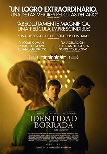 Identidad Borrada [Blu-ray]