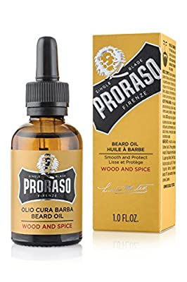 Proraso Beard Oil Wood