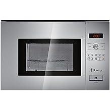 Balay 3WG365XIC - Microondas (1270W, 220-230V, 50 Hz, 59.4 cm, 31.9 cm, 38.2 cm) Plata