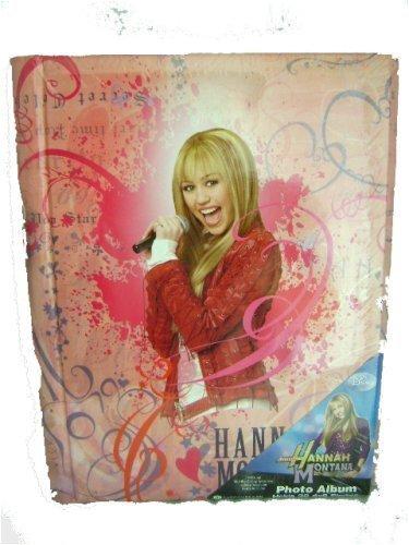 Disney Hannah Montana Photo Album (15cm x 10 m)