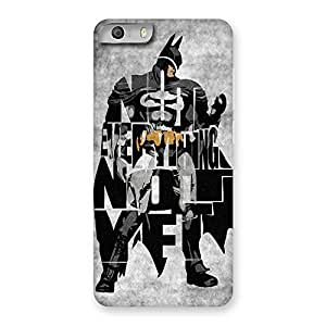 Everything Knight Multicolor Back Case Cover for Micromax Canvas Knight 2