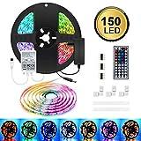 Tiras LED Iluminación 100cm de VicTsing, 300 MP...
