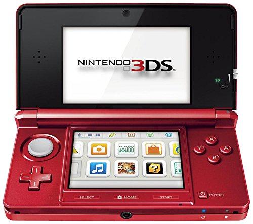 Imagen principal de Nintendo 3DS - Color Rojo Metálico
