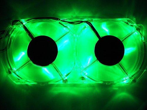 Ventilateur vert pour Xbox 360