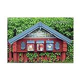 CafePress–Sundborn Postfächer–Rechteck Magnet, 5,1x 7,6cm Kühlschrank Magnet