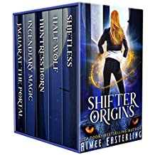 Shifter Origins: A Werewolf, Dragon, and Jaguar Variety Pack (English Edition)