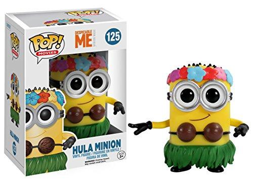 Funko Pop Minion Hawaiano (Los Minions 125) Funko Pop Los Minions