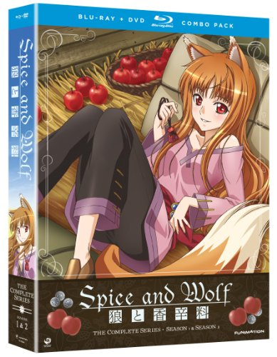 Produktbild Spice and Wolf: Complete Series [Blu-ray] [Import] [DVD]