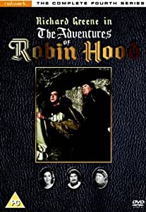 The Adventures Of Robin Hood - The Complete Series 4 [DVD]