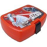 Star Wars - Sandwichera plástico, 16 x 11 cm (Kids ST92287/27720)