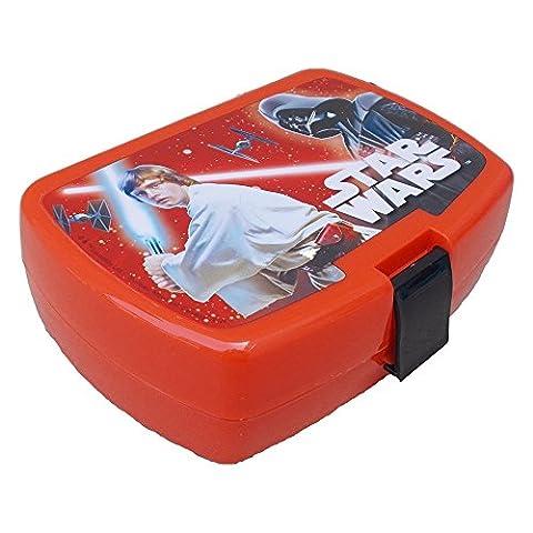 Sandwich Star Wars Boîte à lunch cm. 16x 11x 5–9927720