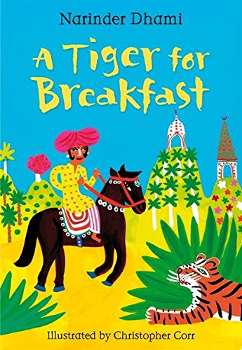 A Tiger for Breakfast (White Wolves: World Folk Tales)