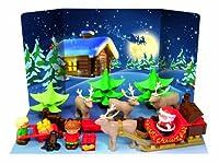 Ecoiffier Abrick Christmas Advent Calendar