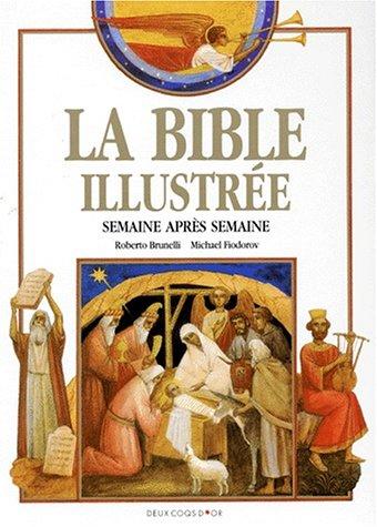 La Bible illustrée par R. Brunelli