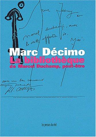 """<a href=""""/node/202"""">La bibliothèque de Marcel Duchamp, peut-être</a>"""