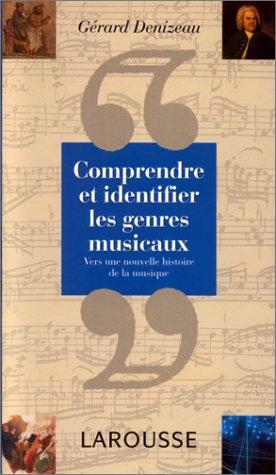 Comprendre et identifier les genres musicaux