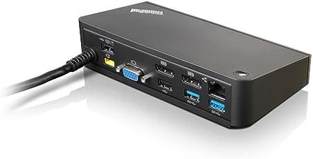 Lenovo 40A40090Uk Thinkpad Onelink+ Dock - Port Replicator 90 Watt for P40 Yoga X1 Carbon 14 260 460 (Laptops > Notebook Docking Stations)