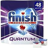 Finish Quantum Lavavajillas Pastillas Regular - 48 pastillas
