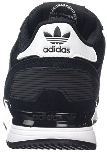 Adidas Mens Zx 700 Low-top Nero (negbas / Ftwbla / Negbas)