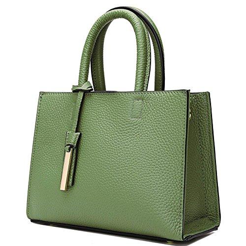 Mena Uk Borsa a tracolla con borsa a tracolla Army Green