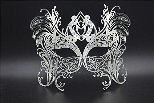 Masken Gesichtsmaske Gesichtsschutz Domino falsche Front Halloween Party -