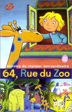 64, rue du zoo / An Vrombaut, Albert Pereira Lazaro, réal. | VROMBAUT, An. Monteur. Antécédent bibliographique. Scénariste