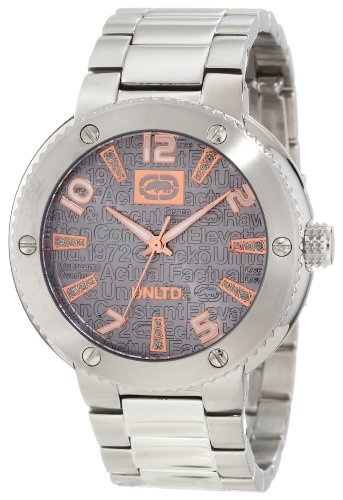 Marc Ecko The Cool E12582G3 - Orologio da Polso, Uomo