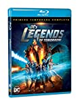 Legends Of Tomorrow Blu-Ray España (Temporada 1)