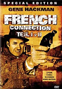 French Connection I+II - Special Edition (3 DVDs)