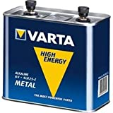 Varta High Energy 6 Volt Work Batterie Spezial - Alkaline
