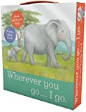 Wherever You Go. I Go Book and Puzzle Pack: 36-Piece Jigsaw Puzzle (Generic Jigsaw Pack) by Beth Shoshan