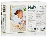 Naty by Nature Babycare Ökowindeln - Größe 1 Newborn
