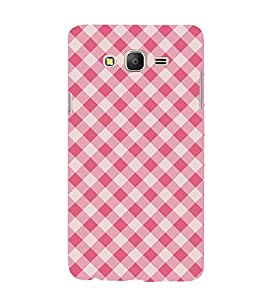 Pink Color Pattern 3D Hard Polycarbonate Designer Back Case Cover for Samsung Galaxy On5 Pro :: Samsung Galaxy ON 5 Pro