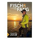 Anglerkalender 2018: FISCH UND FANG