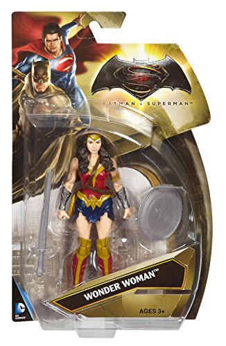 Mattel Djg31 - Batman Vs. Superman - Wonder Woman - Personaggio 15Cm