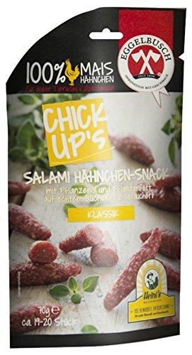 ChickUp's Hähnchen Snack Klassik, 10er Pack (10 x 70 g)