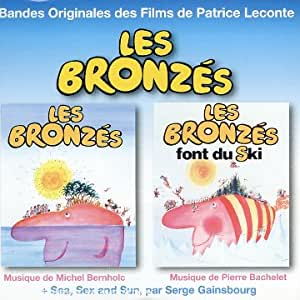 Bronzes - Les Bronzes Font Du Ski [Import anglais]
