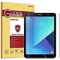 OMOTON Galaxy Tab S3/ S2 Cristal Templado [9H Dureza][Anti-aceite] Protector Pantalla Samsung Galaxy Tab S3/ S2 9.7 Inch, Sin Burbujas