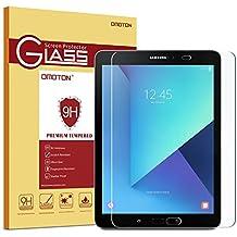 Galaxy Tab S2 9.7 Protector de Pantalla OMOTON Samsung Galaxy Tab S2 9.7 Cristal Templado con[9H Dureza] [Alta Definicion][HD ultra