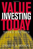 Value Investing Today by Charles Brandes (2003-10-02)