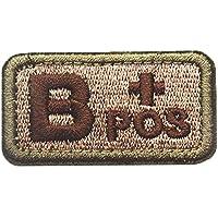 GGG una B o AB POS + Sangre tipo SWAT Militar Táctica parche Moral del Ejército de cinta insignia